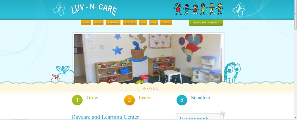 The Importance of Good Web Design For Daycares in Houston